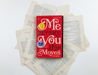 Why you should read Me Before You