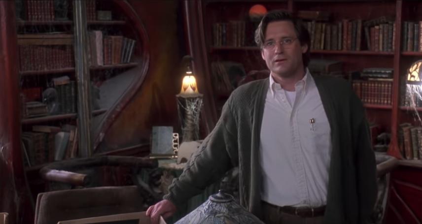 Casper the Friendly Ghost (circa 1995) - The Library
