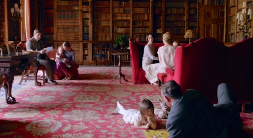 Downton Abbey - The Library