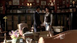 Gilmore Girls - The Dragonfly Inn - Library Scene