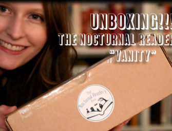 Unboxing the Nocturnal Readers December Box