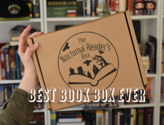 Book Box Unboxing – The Nocturnal Reader's Box Review // April 2017