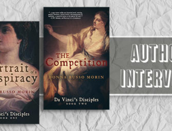 Author Interview: Donna Russo Morin