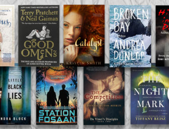 Every Book I Read in April – Wrap Up // 2017