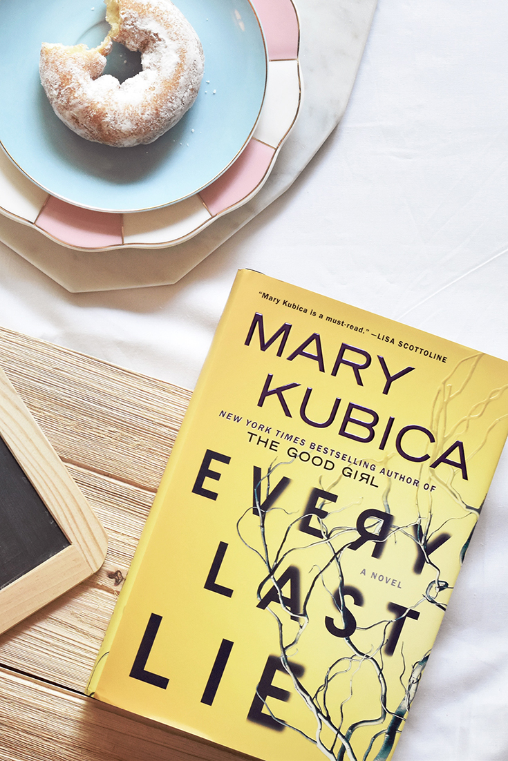 THRILLER REVIEW: Every Last Lie by Mary Kubica