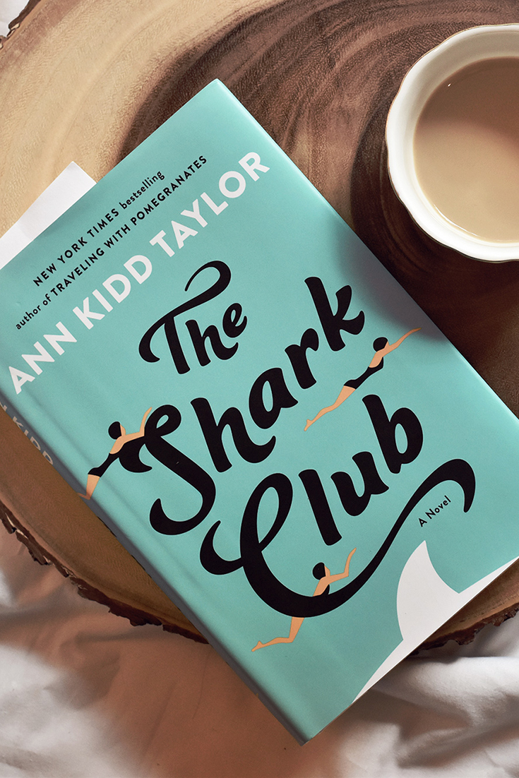 The Shark Club by Ann Kidd Taylor - A book review - Summer Reads