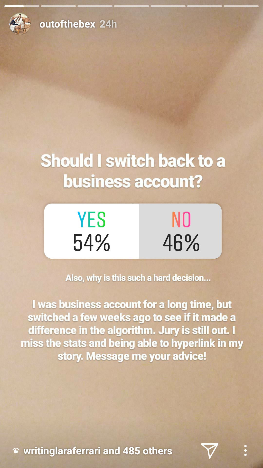 It S Easy To See Why Both Elished Influencers And New Accounts Alike Are Struggling With This Decision There A Lot Of Benefits Like Free Instagram