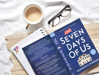 Author Interview & Mini Review: Seven Days of Us by Francesca Hornak