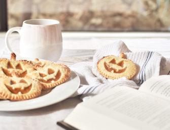 Harry Potter-Inspired Pumpkin Pasties Recipe