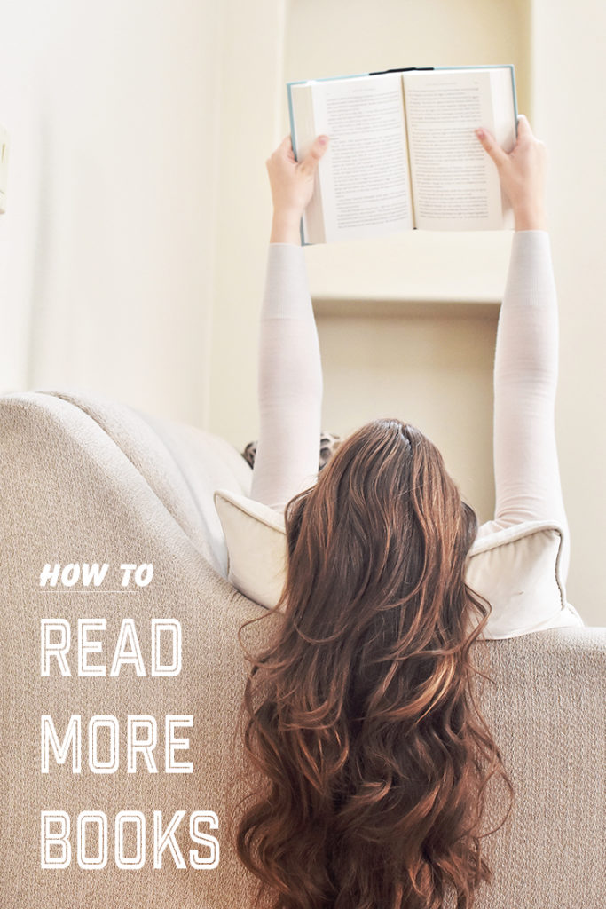 how-to-read-more-books-pinterest