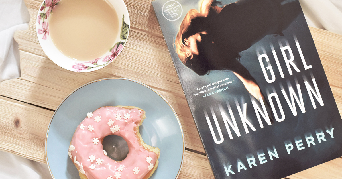 Girl Unknown Book Review
