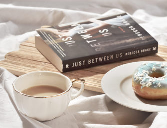 Just Between Us Book Review – A Women's Fiction Thriller by Rebecca Drake