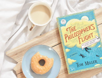 The Philosopher's Flight: A Historical Re-imagining by Tom Miller