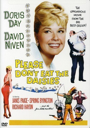 Doris day movie list please don't eat the daisies film